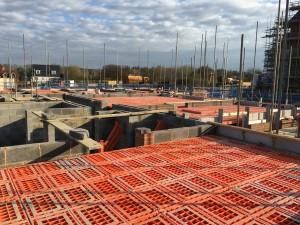 Safe Deck for Berkeley Homes, Horsham